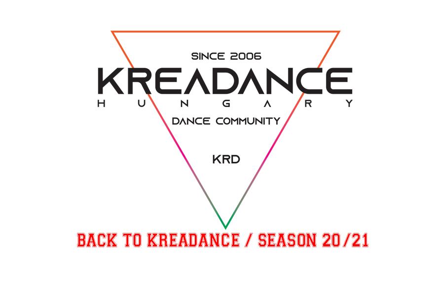 Kreadance Logo facebookra 2020